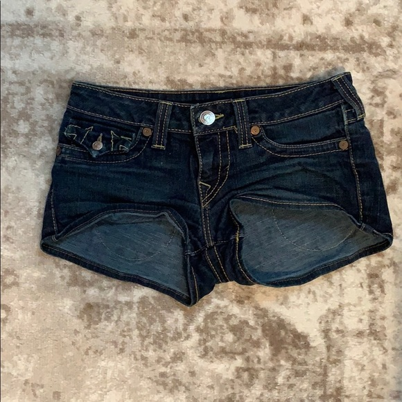 True Religion Pants - True Religion Denim Shorts